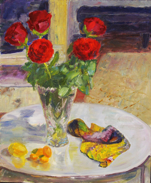 Знакомьтесь: Валентина Баяндина. История художника и совет, как сохранить вкус к жизни