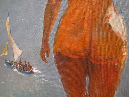 Композиция в живописи. Что необходимо знать начинающему художнику?