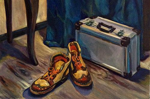 В детстве моим любимым занятием было рисование. История Ларисы Масловой