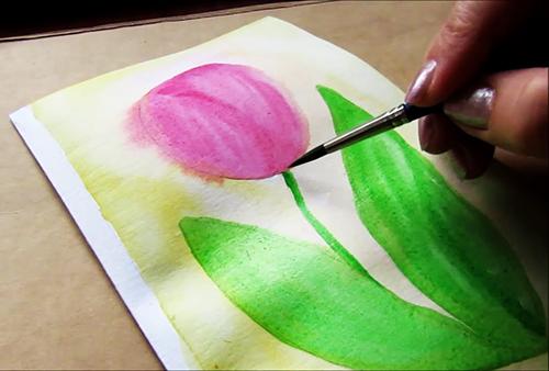 Уроки рисования для начинающих или путь из точки А в точку В