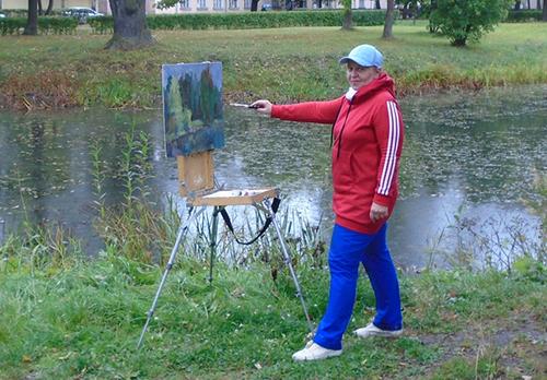 Мне говорили— ты художник! История Светланы Прокошевой