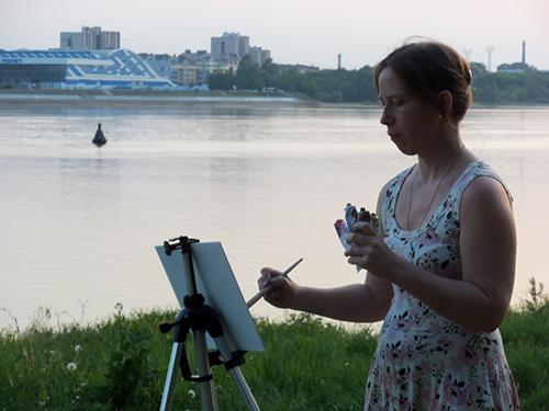 Пьяные, влюбленные и художники чем-то схожи! История Ирины Остапенко