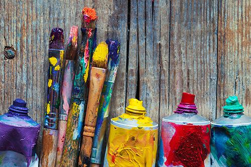 Подарите себе краски и создайте мир такой, какой захотите!